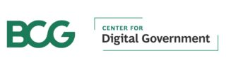 BCG and Center for Digital Government logos
